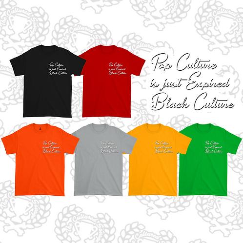 """""""Pop Culture"""" T-shirt"""
