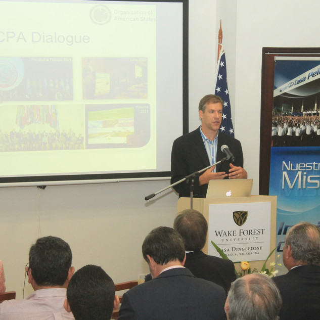 Conferencia Energías Renovables   Managua, Nicaragua