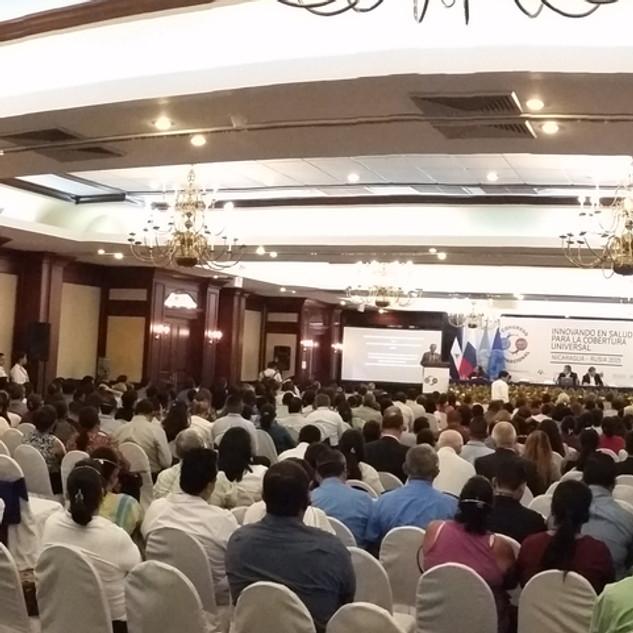 1er Congreso Médico Rusia-Nicaragua