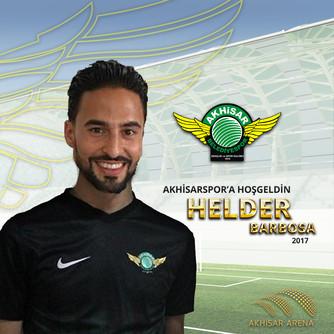 Hoşgeldin Helder BARBOSA