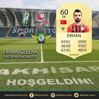 Akhisarspor 4 Yeni Transferi Açıkladı