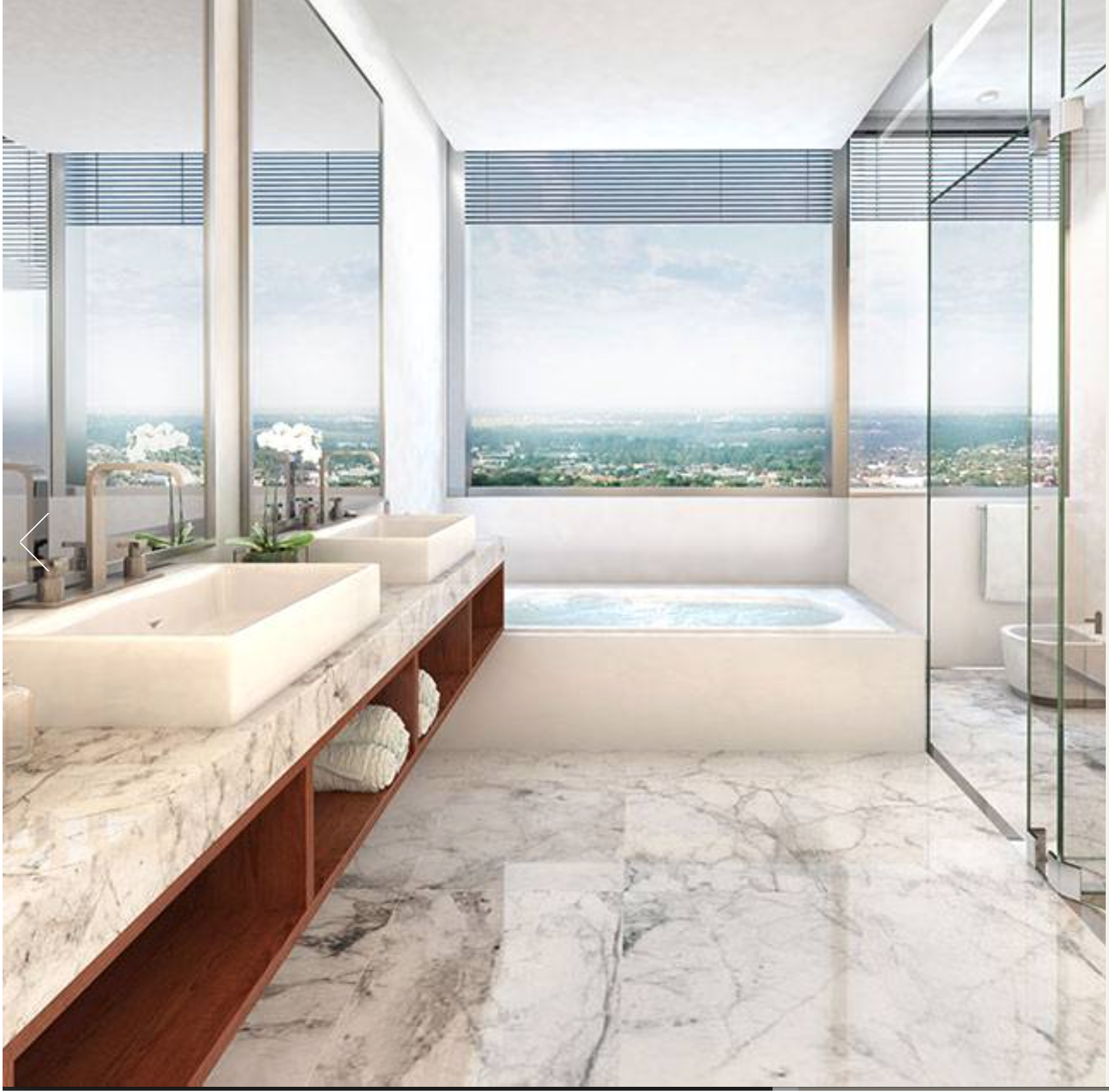 Eminent - Master Bathroom