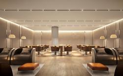 Decó Recoleta - Lounge Area