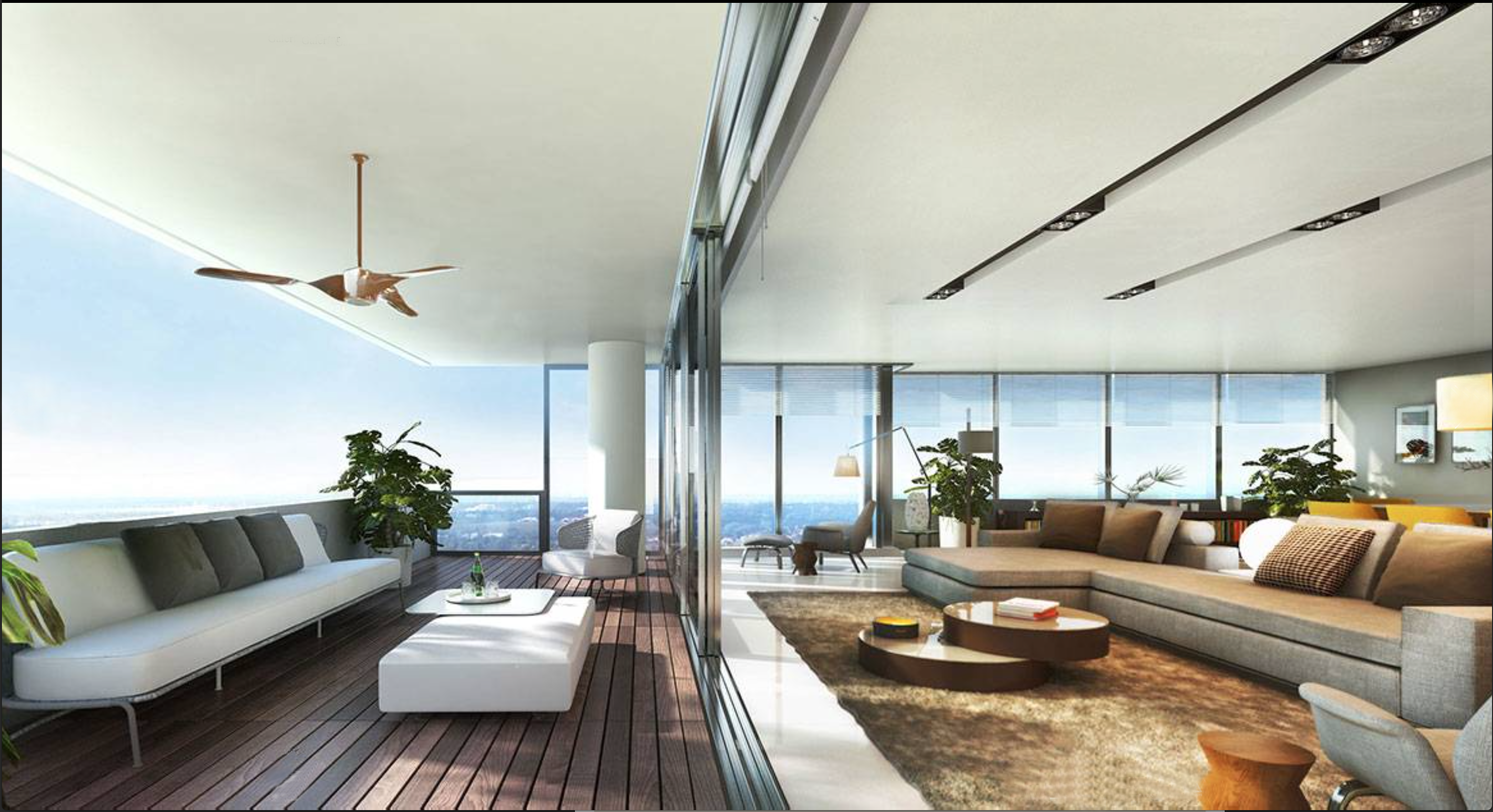 Eminent - Integrated Balcony