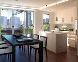 Living & Kitchen Model