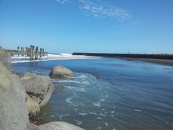 Patea beach