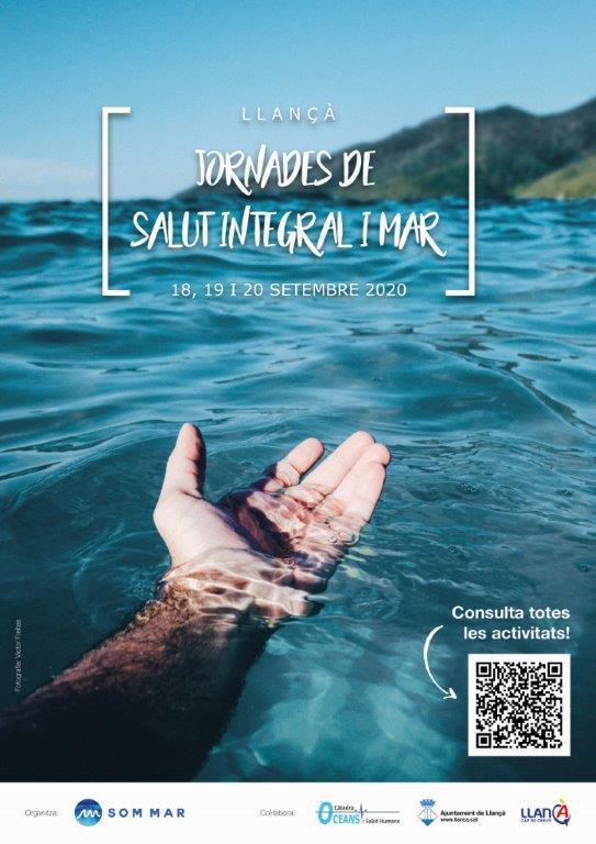 Cartell Jornades de Salut Integral i Mar