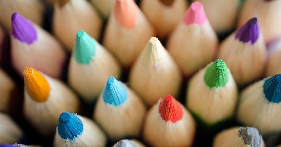 PEPS ,crayons de couleurs, dessin,