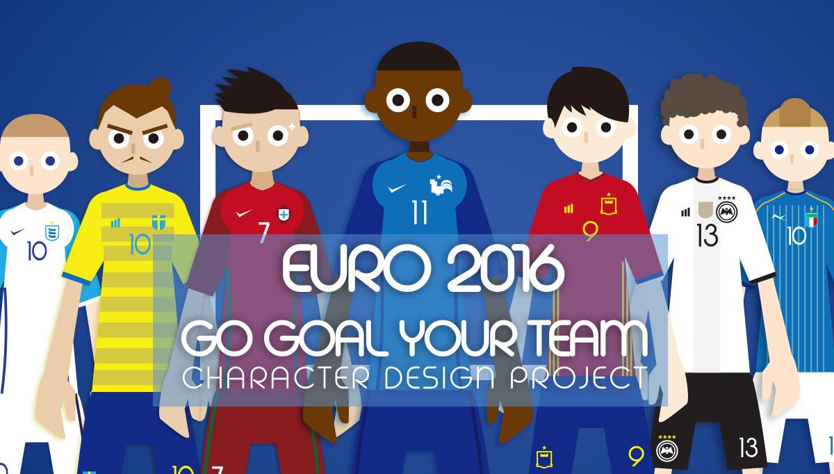 Euro 2016 Team Design