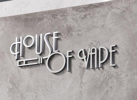 LOGO Design of House Of Vape