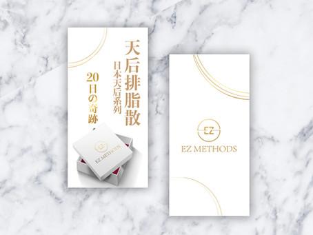EZ Methods 產品小冊子設計