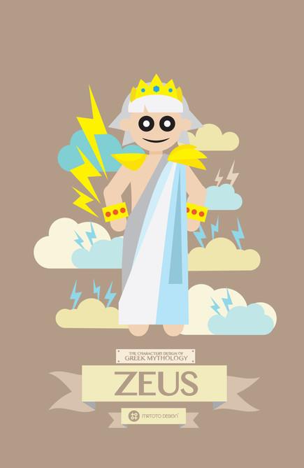 Greek Mythology Character