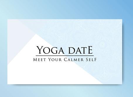 Yoga Date 名片設計
