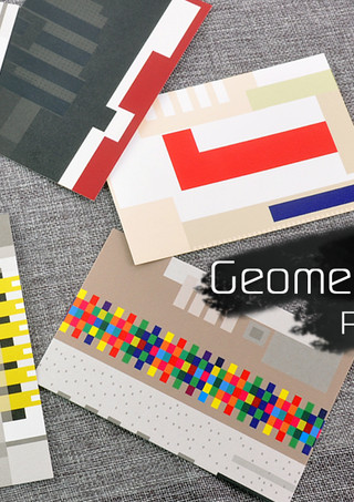 Geometry Sneakers Design