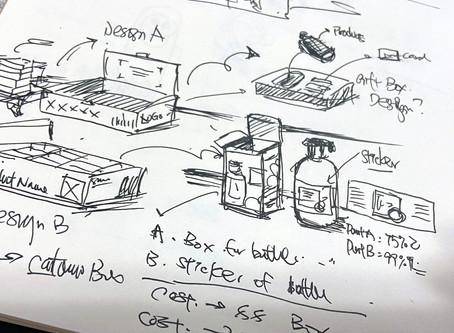 包裝設計上,平面設計師需要做些什麼?