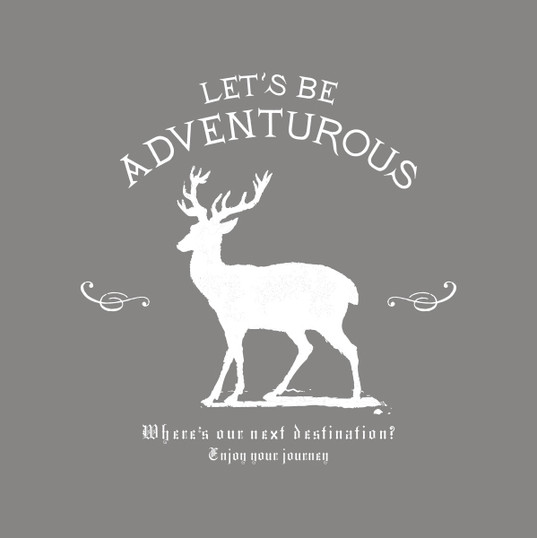 Let be adventurous