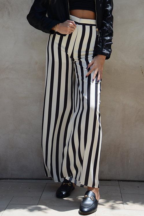 Rina Scimeno, Italy Striped Pants