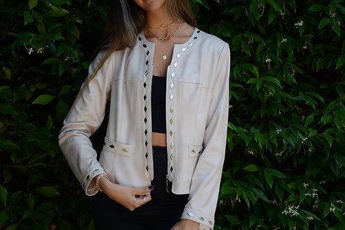 Extenzo Paris Ultra Suede Jacket