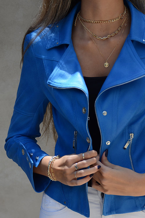Extenzo Paris Ultrasuede Jacket