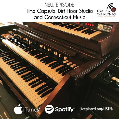 Time Capsule: Dirt Floor Studio and Connecticut Music