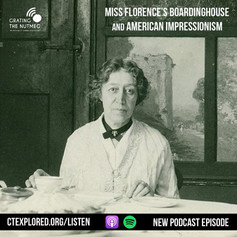 Miss Florence's Boardinghouse and American Impressionism