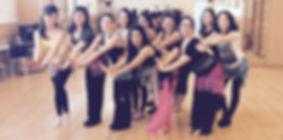 Stage de Danse Orientale avec Hayal