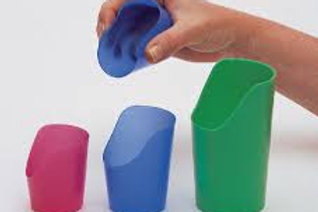 9202-71  Flexi Cup  Blue        Set of 5