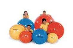 8128-03   GYMNIC  BALL GREEN (65cm)
