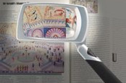 565844  - Folding  3X  Magnifier