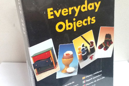 4045  Everyday Objects Cards