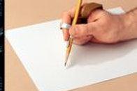 49801  Wanchik Writer Left Hand ( Small )