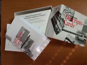 Descripto Cards