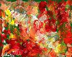 Colorful Ecstasy - Original. Catalogue P