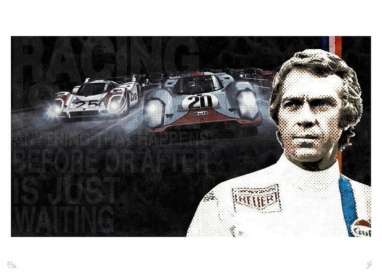 Vincent Sabatier - Le Mans 4