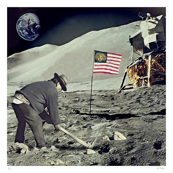 Mr Strange - La Conquête de la lune