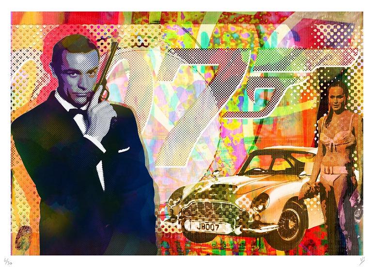 Vincent Sabatier - James Bond