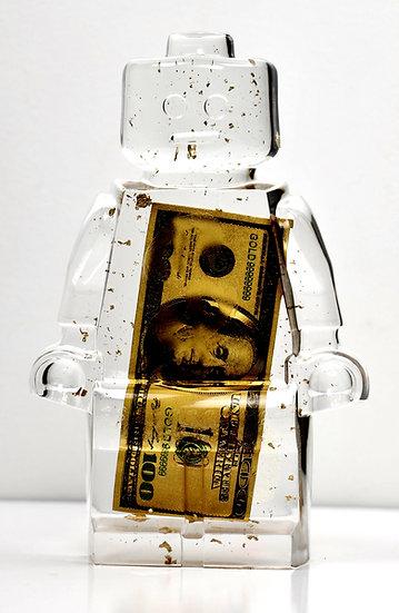 Vincent Sabatier - Roboclusion - 100 Dollars