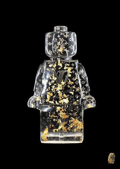 Vincent Sabatier - Roboclusion - Vuitton Gold