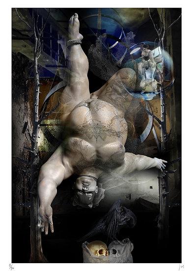 Lionel Morateur - Le pendu