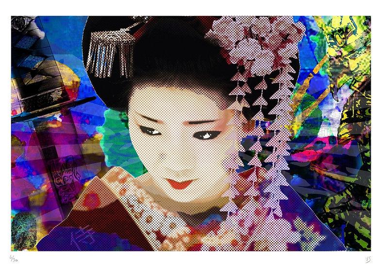 Vincent Sabatier - Geisha 2