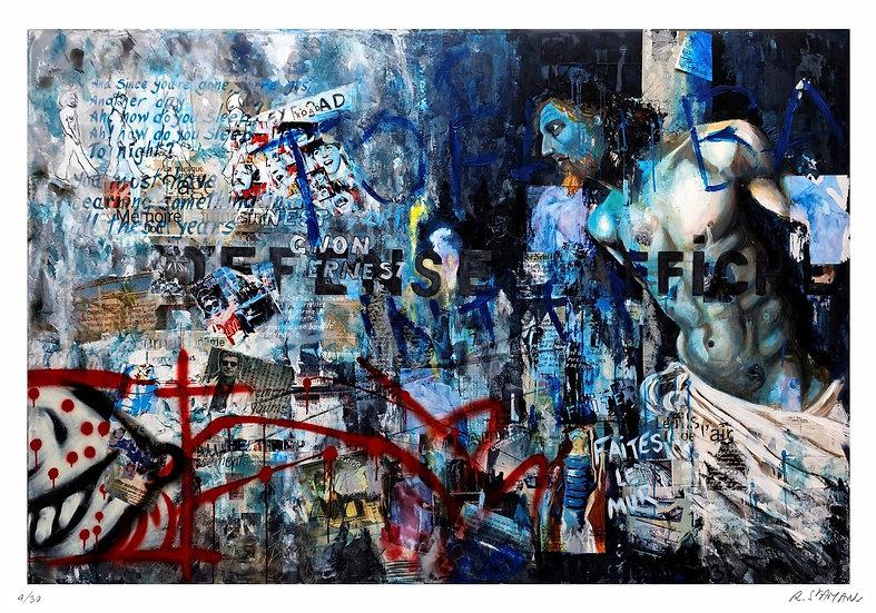 Richard Saint-Amans - Mémoire des murs