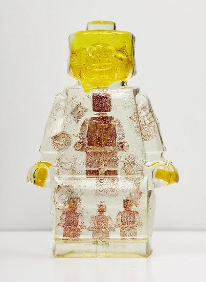 Vincent Sabatier - Roboclusion - Louis Vuitton paillette