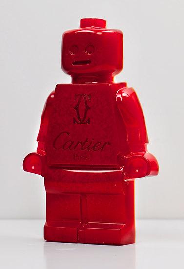 Vincent Sabatier - Roboclusion - Cartier