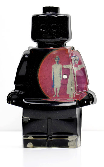 Vincent Sabatier - Roboclusion - Vinyl