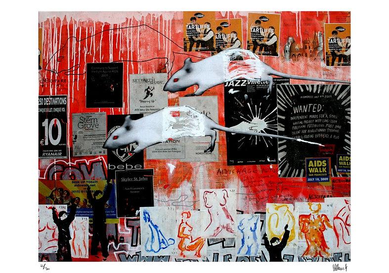 Eric Ullrich - Mur de San Francisco