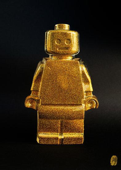 Vincent Sabatier - Roboclusion - Gold Powder