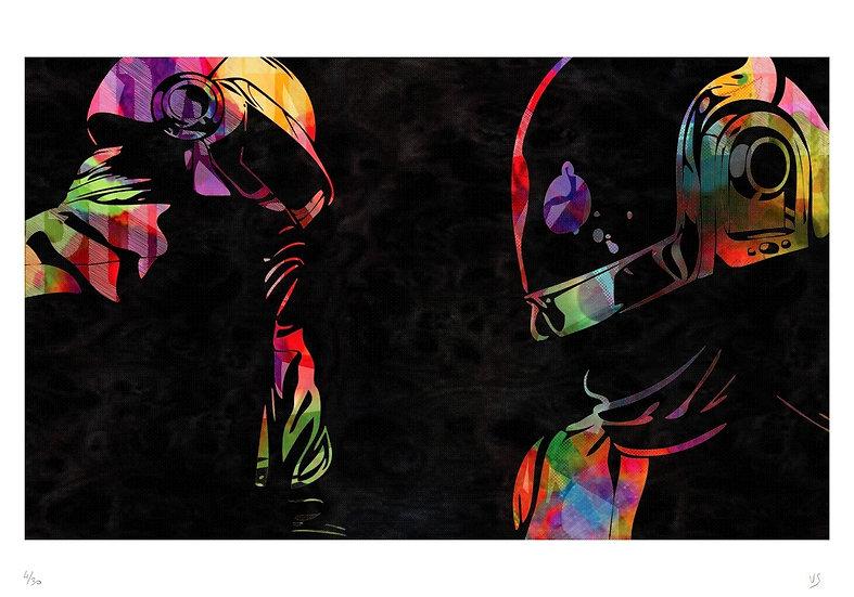 Vincent Sabatier - Daft Punk