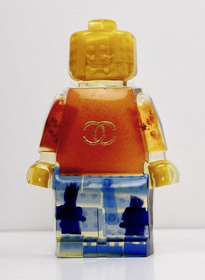 Vincent Sabatier - Roboclusion - Chanel brick
