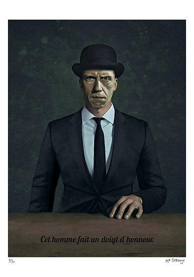 Mr Strange - Cet Homme est en train de vous faire un doigt d'honneur