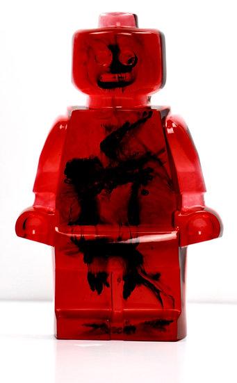 Vincent Sabatier - Roboclusion - Red